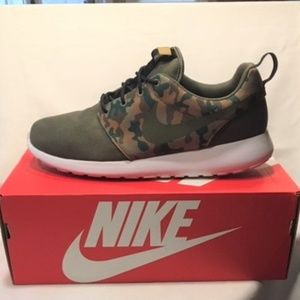 Nike Roshe One SE Camo Men's Shoe, Sz 11.5